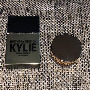 Kylie Cosmetics creme shadow copper NWT